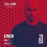 Uner - Live @ BudLab with Uner (Barcelona, ES) - 15.03.2018