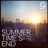 Summer TIme's End