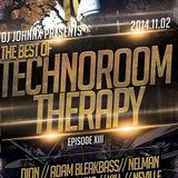 Nelman @ The Best of TechnoRoom Therapy (2014-11-02)
