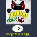 megaMix #235 HITS of the 70, 80, 90's