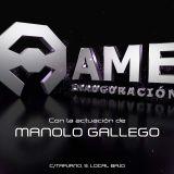 Apertura AME  @ manolo gallego