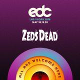 Zeds Dead - Live @ cosmicMEADOW, EDC Las Vegas 2018