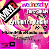 Anthony Mangini. Miami Mike Radio. March 13, 2019 (10pm - 12am)