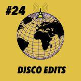 Global Groove #24 Disco Edits