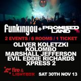LOVECHILDS DEEP HOUSE & TECH SESSIONS PASSION LIVE NOV 5