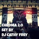 Chroma Music Festival 2.0 Mixtape DJ Cathy Frey