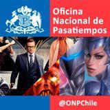 ONP Chile Programa 4: Kingsman, Silverhawks y el villano Mon*Star.