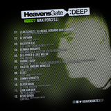 HeavensGate Deep EP327 - Nov. 2018 - Max Porcelli Tech House and Minimal Deep Tech Mix