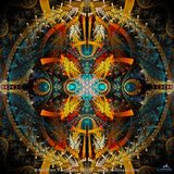 Holographic Mandala