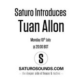 Saturo Sounds Introduces Tuan Allon