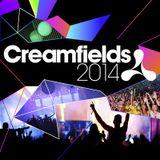 Fatboy Slim @ North/South Stage, Creamfields UK 2014-08-24