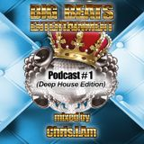 BIG BEATS Entertainment Podcast #1 mixed by Chris.I.Am (Deep House Edition)