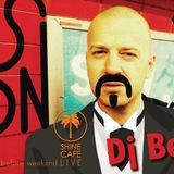 DJ BEAT Live on 'Riga Radio' - 'Frisson' - 2014.07.25