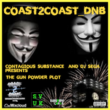 GUN POWDER PLOT - FIREWORKS MIX - COAST2COASTDNB