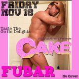 DJ Gay Pimp at CAKE at Fubar LA