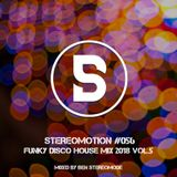 FUNKY DISCO HOUSE MIX 2018 Vol.5 – Stereomotion 056