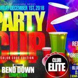 PARTY CUPS AT CLUB ELITE LIVE AUDIO (JUNYAH DAH PROBLEMCHILD & DJ BUTCH)