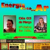 Programa Energia Esta No Ar 03/03/2016 - Lili Percinoto e Gi Vieira