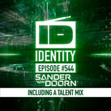 Sander van Doorn - Identity #544 (Including a talent mix of Albert Breaker)