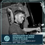 Assimilated w/Rikki Humphrey & Si Paste (Play It Down) 30th March 2017