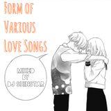 """FORM OF VARIOUS LOVE SONGS """"J-pop Songs"""""""