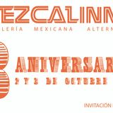 Mezcalinna 8 Aniversario - Clip - Omar-T