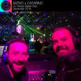 SATIVO x CATARINO - Live at La Terraza Babel Club - December 2018