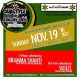 Jamstyle On Renegade Radio ft.  BRAMMA SHANTI & SKUZL (november 19)