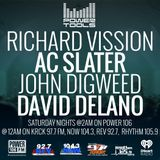 Powertools Mixshow Episode 4-30-16 Ft: AC Slater, John Digweed, & David Delano