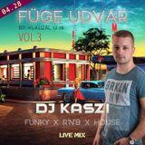 Dj Kaszi -Live @Füge Play, Budapest, 2018_04_28