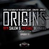 Ben Salem & Michael Bernava -- Origins EP15 -- TM-Radio