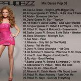 Dj Pauldazz - Mix Dance Pop 3