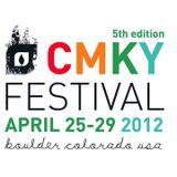 Brandon Brown DJ Set @ Communikey Festival 2012