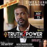 "Simba Sana, Author ""Never Stop"" Karibu Bookstore Co-founder on We Act Radio"