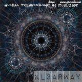 Global Technodrome Show #1 mix by Kl3arway