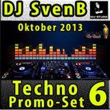 DJ SvenB - Techno Promo Set 6 Oktober 2013 [Techno]
