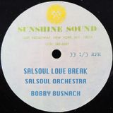 SALSOUL LOVE BREAK-THE B B BUSNACH TURN OFF THE LIGHTS & SPIKE THE PUNCH WITH ORANGE SUNSHINE REMIX