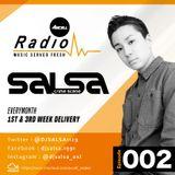 Axcell Radio Episode 002 - DJ SALSA