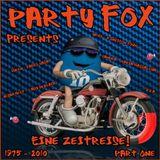 CD-DJ MG Mixchef - Party Fox 1975-2010 Eine Zeitreise Part 1