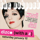 The Outpost Presents Dizco with a Z