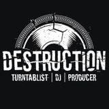 DJ DESTRUCTION -  CLASSIC HIP HOP MINI-MIX