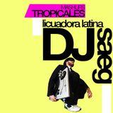 DJ Saeg - Licuadora Latina Mix