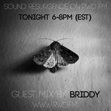 RWD FM with Briddy // 24th November 2015