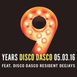 dj's Mousa & Sammir @ La Rocca - 9Y Disco Dasco 05-03-2016 p5