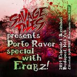 eyeScream - Fresh UP! Dj mix for Savage Tales - Porto Raver special mix contest
