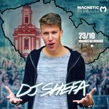 DJ SHEFA - MAGNETIC Club Life Warmup 23/10 - Hranice n.M.