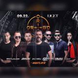 2017.09.22. - ORIGO - LIGET Club, Budapest - Friday