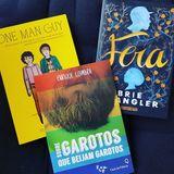 """Entrelinhas com Frini Georgakopoulos - Clube do Livro Saraiva """"Representatividade na Literatura"""""""
