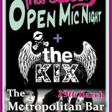 The Kix Live @ the Met Bar 29th March 2012
