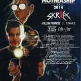 Skrillex - Mothership Tour Denver - 6.21.2014